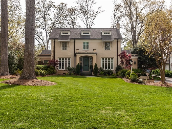 Single Family Home for sales at White Oak 2504 White Oak Road  Raleigh, North Carolina 27609 United States