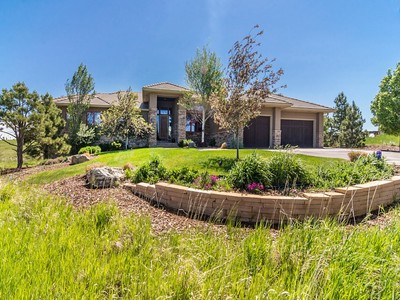 Single Family Home for sales at 5044 Starry Sky Way   Parker, Colorado 80134 United States