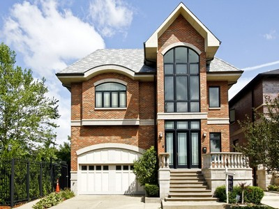 Single Family Home for sales at 444 W 38th St  Chicago, Illinois 60609 United States