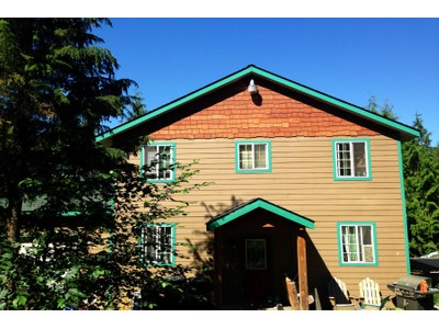 Maison unifamiliale for sales at Comfortable Country Home with Privacy 34 Silver Reef Road Sagle, Idaho 83860 États-Unis