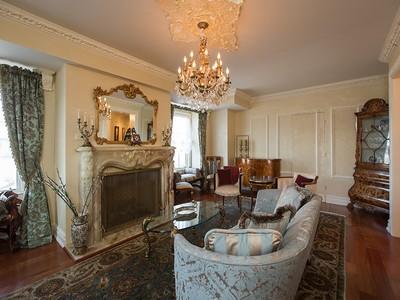 Кооперативная квартира for sales at The Corinthian 190 Presidential Boulevard - PH19  Bala Cynwyd, Пенсильвания 19004 Соединенные Штаты