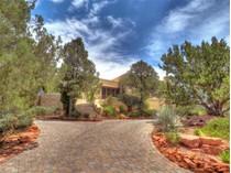 Vivienda unifamiliar for sales at Stunning Southwestern Sedona Home 84 Forest View Drive   Sedona, Arizona 86336 Estados Unidos