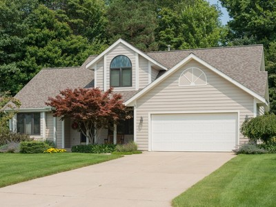 Single Family Home for sales at Forest Lane 4619 Forest Lane Holland, Michigan 49423 United States