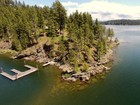 Terrain for sales at The Point At Swede Bay 7522 S Newtons Way Coeur D Alene, Idaho 83814 États-Unis