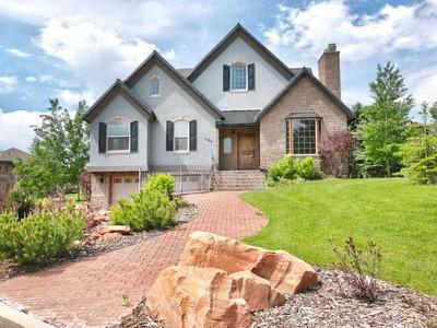 Maison unifamiliale for sales at Cottage on the Green 1195 N Cottage Way Midway, Utah 84049 États-Unis