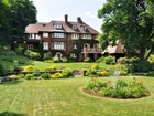 Single Family Home for  sales at 11-Acre Estate, Tudor Master, Golf Course Living 575 South Street Pittsfield, Massachusetts 01201 United States
