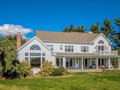 独户住宅 for sales at Equestrian Property 17 Old Orchard Road Granby, 康涅狄格州 06090 美国