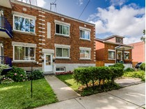 Duplex for sales at Le Sud-Ouest (Montréal) 1732-1734 Rue Springland Springland   Montreal, Quebec H4E2E3 Canadá
