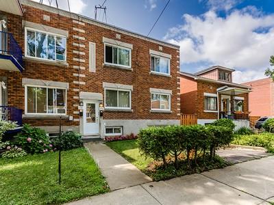 Duplex for sales at Le Sud-Ouest (Montréal) 1732-1734 Rue Springland Springland Montreal, Quebec H4E2E3 Kanada