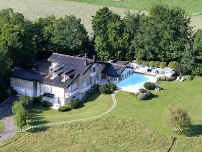 """Single Family Home for sales at La Forestiere lieudit """"Piolan"""" Saint Paul En Chablais, Haute Savoie 74500 France"""