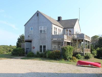 단독 가정 주택 for sales at Privacy and Views - 3 Acres 13 Wauwinet Road Nantucket, 매사추세츠 02554 미국