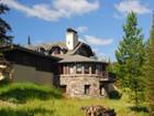 Maison unifamiliale for sales at Bella Terra Luxury Properties 1214 Silverado Trail Big Sky, Montana 59716 États-Unis