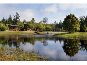 Single Family Home for Sales at Modern Rural Estate 14921 22nd Ave NW Marysville, Washington 98271 United States
