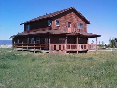 獨棟家庭住宅 for sales at Full Teton Views 879 Wild Cat Canyon Loop Driggs, 愛達荷州 83422 美國