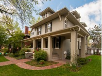 Single Family Home for sales at 181 Franklin Street   Country Club, Denver, Colorado 80218 United States