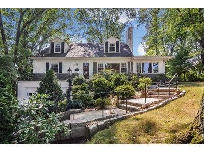 Single Family Home for sales at Spacious Eastchester Cape Colonial 38 Forbes Boulevard  Eastchester, New York 10709 United States