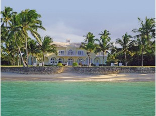 Single Family Home for sales at Beachfront Estate Beachfront Estate Lyford Cay Drive Lyford Cay, Nassau And Paradise Island . Bahamas