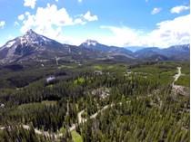 土地 for sales at Ulery's Lake Homesite 12A Ulery's Lake Road   Big Sky, 蒙大拿州 59716 美国