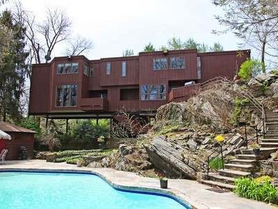 Single Family Home for sales at Cool California Contemporary Hideaway 36 Buckout Road West Harrison, New York 10604 United States
