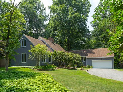 Single Family Home for sales at Tucked Away On A Long-Loved Cul De Sac - Hopewell Township 8 Cotswald Lane  Princeton, New Jersey 08540 United States