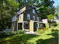 Nhà ở một gia đình for sales at Picturesque Silvermine Waterfront Cape 16 James Street  Silvermine, Norwalk, Connecticut 06850 Hoa Kỳ
