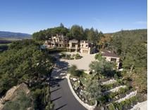 Maison unifamiliale for sales at Wine Country Masterpiece    Napa, Californie 94574 États-Unis