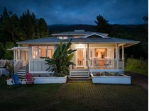 Maison unifamiliale for sales at Upcountry Living In Keokea, Kula Maui 100 Malia Uli Place   Kula, Hawaii 96790 États-Unis