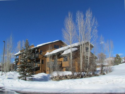 Eigentumswohnung for sales at 460 Ore House Plaza #302E  Steamboat Springs, Colorado 80487 Vereinigte Staaten