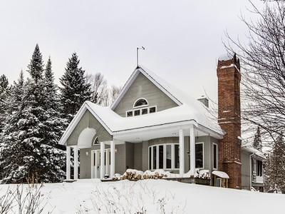 Single Family Home for sales at Lanaudière 528 Ch. Régimbald Saint-Donat, Quebec J0T2C0 Canada