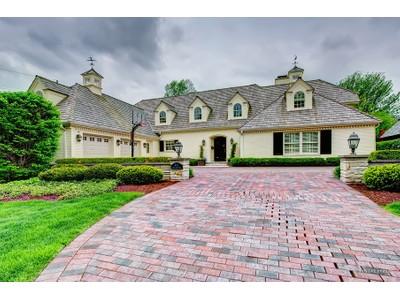 Maison unifamiliale for sales at 424 S Elm  Hinsdale, Illinois 60521 États-Unis