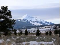 토지 for sales at Lone Peak Views Vogel Road   Big Sky, 몬타나 59716 미국