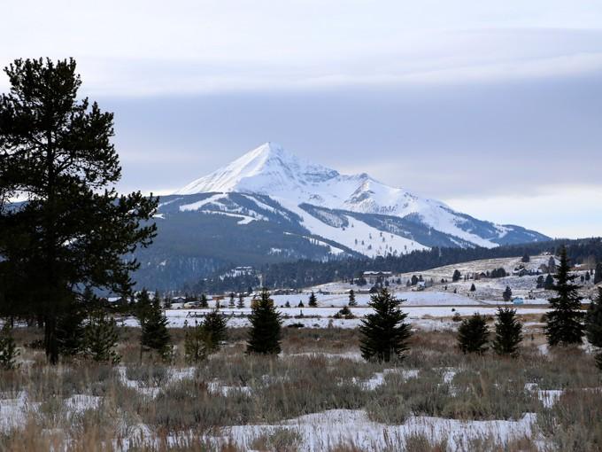Земля for sales at Lone Peak Views Vogel Road Big Sky, Монтана 59716 Соединенные Штаты