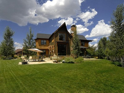 Single Family Home for sales at River Valley Ranch 5125 Crystal Bridge Carbondale, Colorado 81623 United States