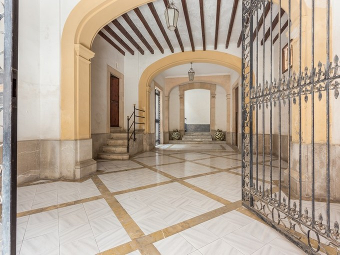 Single Family Home for sales at Elegant manor house in Palma Old Town    Palma, Mallorca 07012 Spain