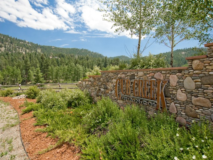 Land for sales at 6303 Little Cub Creek   Evergreen, Colorado 80439 United States
