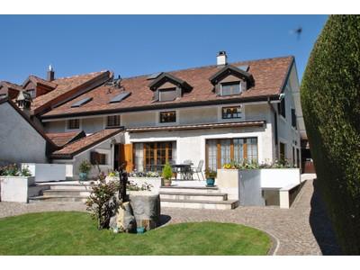 Vivienda unifamiliar for sales at Luxury village property  Other Vaud, Vaud 1272 Suiza