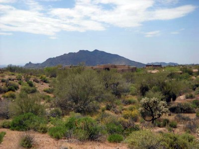 Land for sales at Mountain, Sunset & City Light Views From Large Easy Build Lot in Desert Mountain 9206 E Andora Hills Drive #98 Scottsdale, Arizona 85262 United States