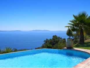 Single Family Home for sales at Luxurious provençal style property with exceptional sea views  Other France, Other Areas In France 83820 France