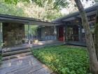 Villa for sales at Distinctive mid-century modern home 72 West Shad Road Pound Ridge, New York 10576 Stati Uniti