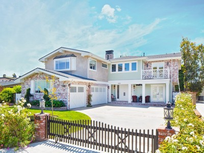 独户住宅 for sales at 1603 Cliff Drive  Newport Beach, 加利福尼亚州 92663 美国