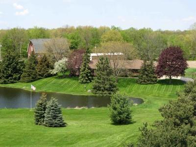 단독 가정 주택 for sales at Lyon Township 20925 Currie Road Northville, 미시건 48167 미국
