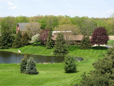 Casa para uma família for sales at Lyon Township 20925 Currie Road Northville, Michigan 48167 Estados Unidos