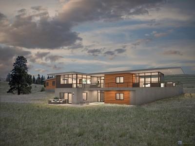 Casa para uma família for sales at TBB Loraine    Missoula, Montana 59803 Estados Unidos