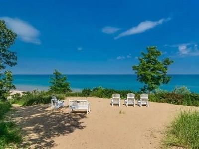 Land for sales at Dunecrest 18524 Dunecrest Drive New Buffalo, Michigan 49117 Vereinigte Staaten
