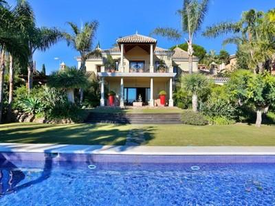 Частный односемейный дом for sales at 22154P Marbella, Андалусия Испания