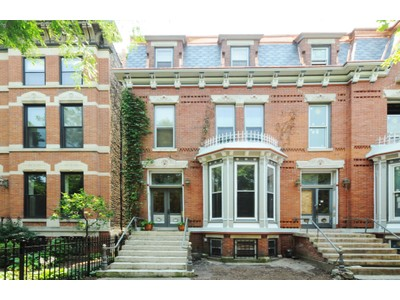 獨棟家庭住宅 for sales at Historic Single Family Home! 1959 W Schiller Street Chicago, 伊利諾斯州 60622 美國