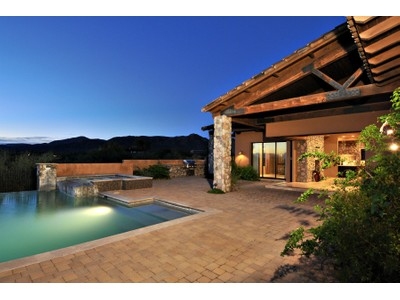 Tek Ailelik Ev for sales at Stunning Split-Master Custom Home w/ Privacy & Gorgeous Views In Desert Mountain 10482 E Groundcherry Lane #53 Scottsdale, Arizona 85262 Amerika Birleşik Devletleri