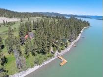 独户住宅 for sales at Flathead Lake Orchard 22782 Damaskes Way   Rollins, 蒙大拿州 59931 美国
