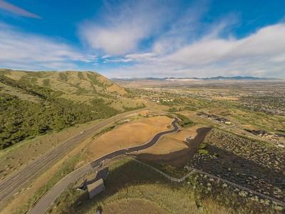 Single Family Home for sales at Custom Mountain Contemporary 1142 E Leambra Ln Draper, Utah 84020 United States