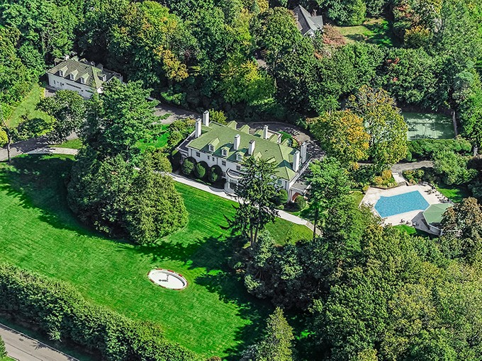 Single Family Home for sales at Timeless Elegance in Scarsdale 2 Cooper Rd Scarsdale, New York 10583 United States